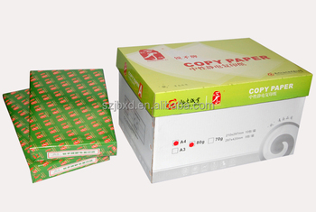 The Latest A4 Size 70gm 75gm Copy Paper For Exporting In Dongguan ...