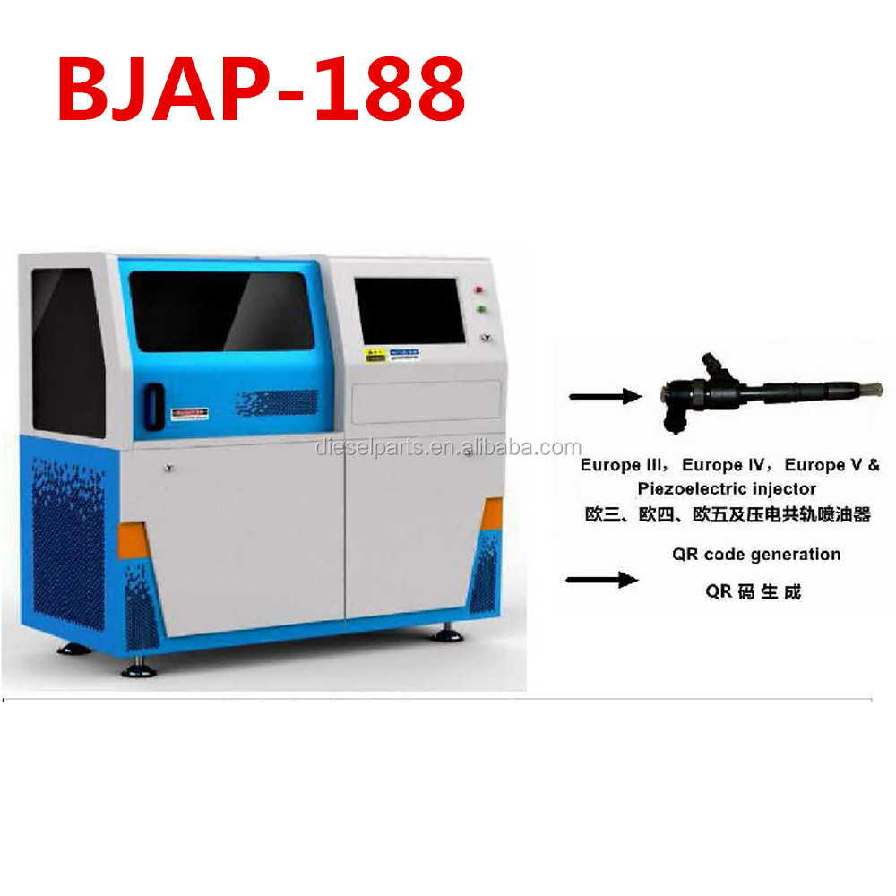 BJAP-188 Injector Testing Bench Machine