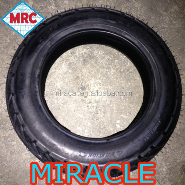 Good quality motorcycle scooter tires for motorized tricycles tyres 90/90-10