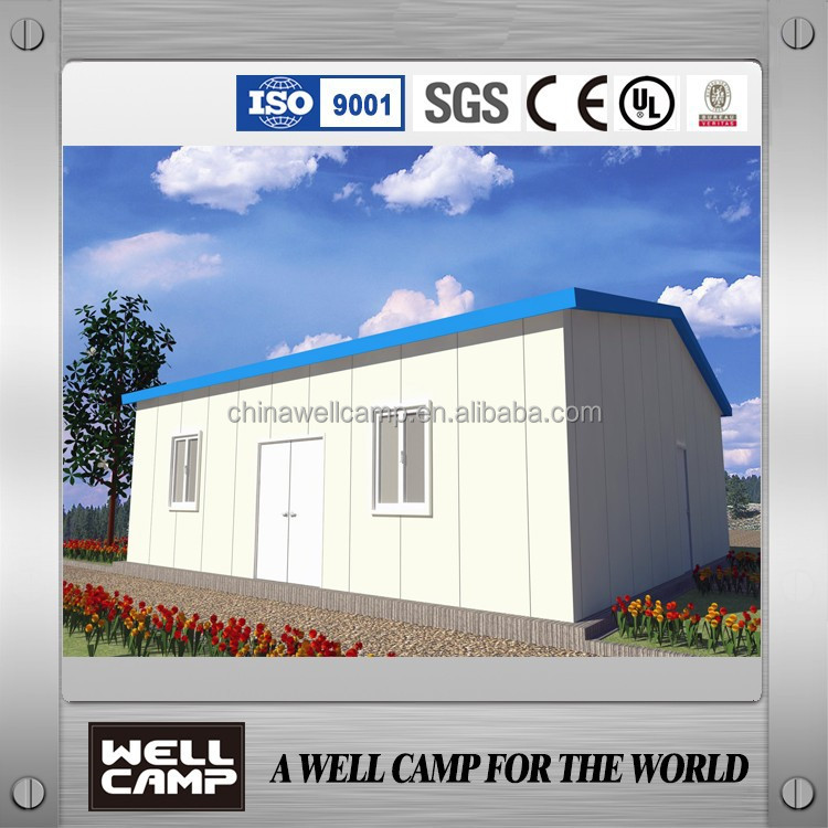 Nepal relief house prefabricated house for family home