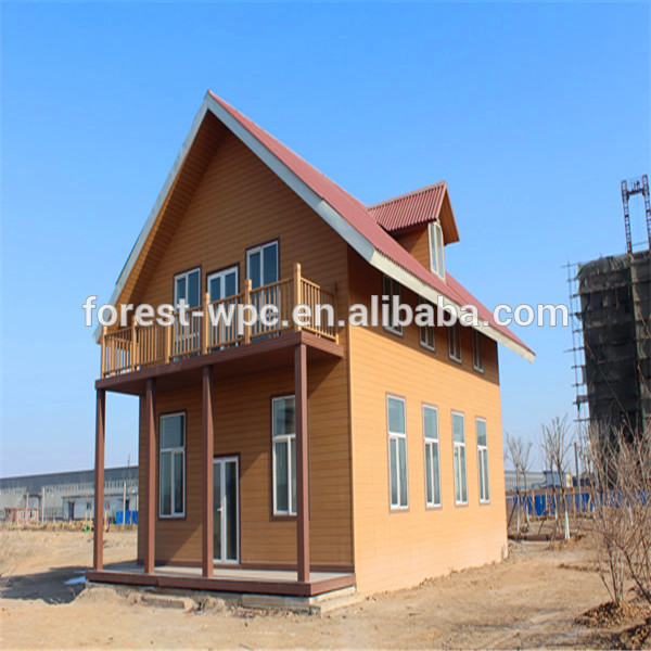 Perfect ... 12 Square Meter FRSTECH Wpc House Bamboo House Philippines Light Steel  Frame Warehouse Used