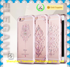 Beautiful Luxury phone case with diamond,diamond stone phone case for Iphone 6/6Plus