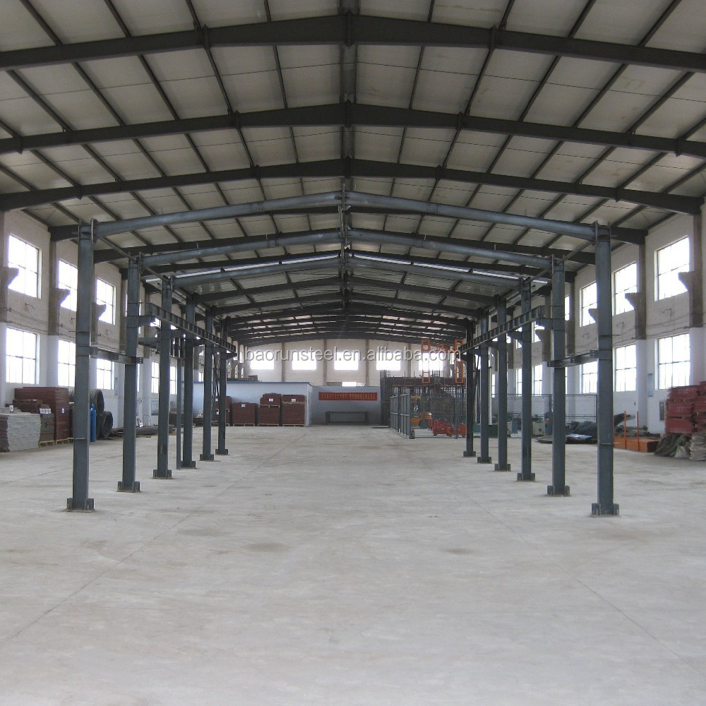 prefabricated buildings warehouse