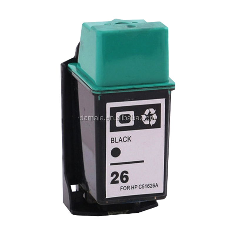For HP26( C51626A ) remanufactured Ink Cartridge