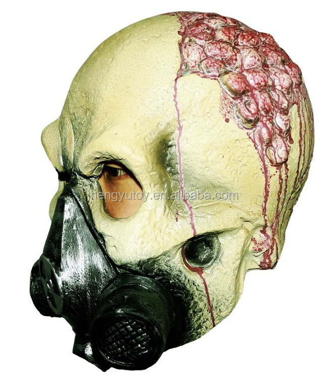 Scary Monster Mask Evil Halloween Costume Latex Skull Gas Mask - Buy Latex  Skull Gas Mask,Gas Mask,Skull Gas Mask Product on Alibaba com