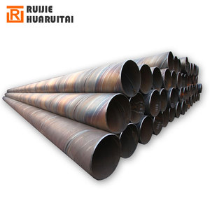LSAW/SSAW spiral welded steel pipe 1800mm diameter steel pipe for water