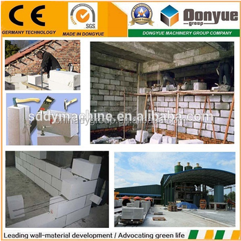 Light Weight Concrete Block Factory In China