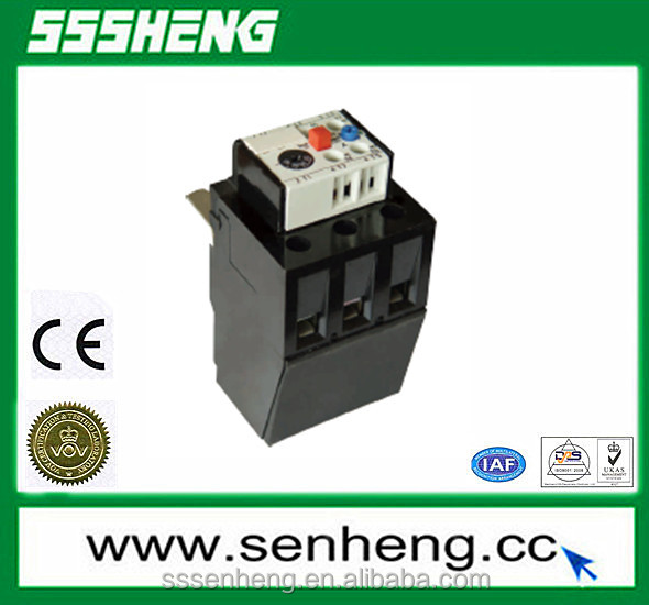 3ua overload relay of JRS2-93 dc