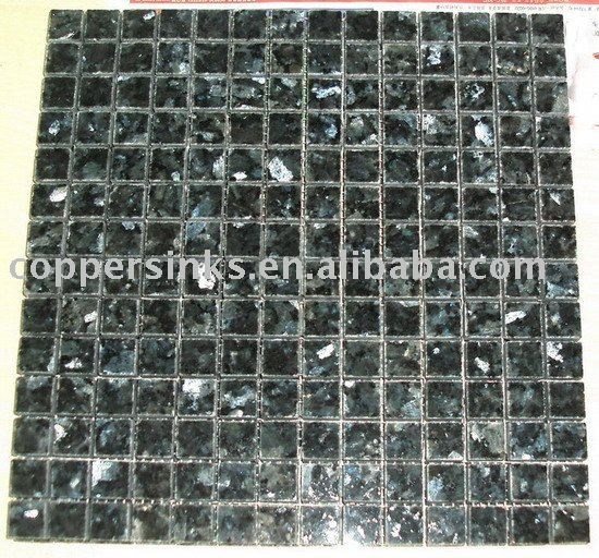 Blue Pearl Granite Mosaic Tile Unique Product On Alibaba