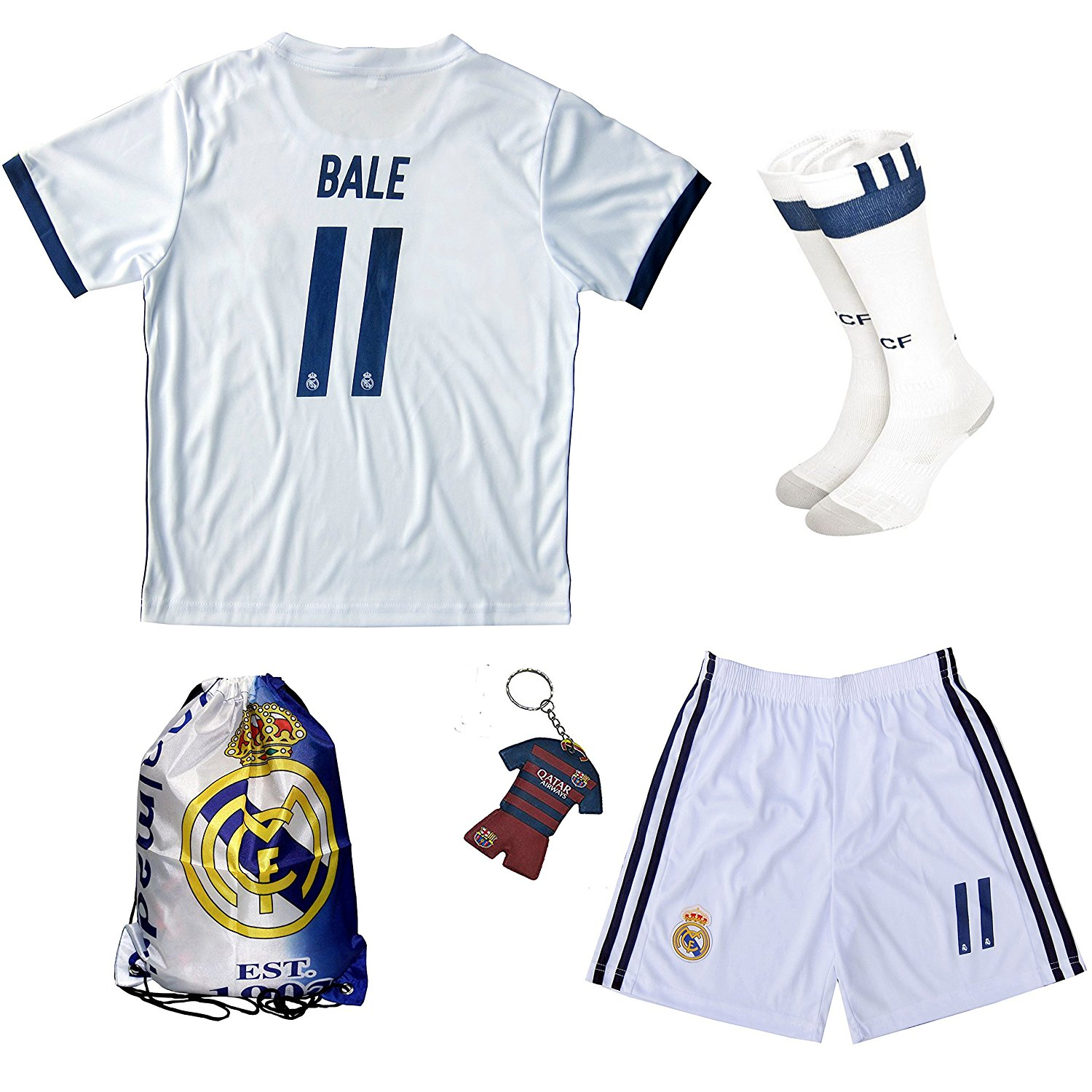 buy online df751 b5912 Cheap Bale Soccer Jersey, find Bale Soccer Jersey deals on ...