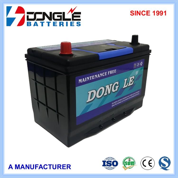 Power Frame Smf Car Battery 65d31r 12v 70ah - Buy Car Battery 65d31r ...