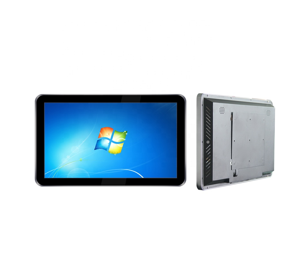 Factory directly sales Original 터치 스크린 21.5/24/27 inch 인터랙티브 LCD Touch Screen all in one pc 제 멀티미디어 컴퓨터