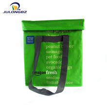 Sturdy custom recycled bag polyester pp woven bag roll