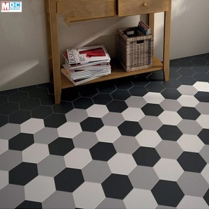 lovely beautiful color hexagon tile for wall & floor