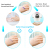 New electric sonic face cleansing brush exfoliator cleaning USB rechargeable master face brush