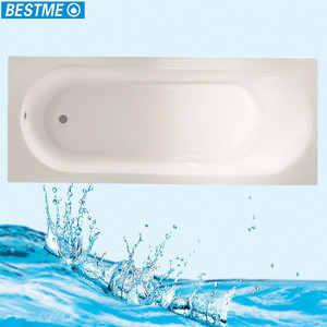 Hotel Acrylic Square Size Made-in China Bathtubs For India