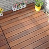 Hot Sale Wood Plastic Composite Decking Floor/Garden Composite Deck