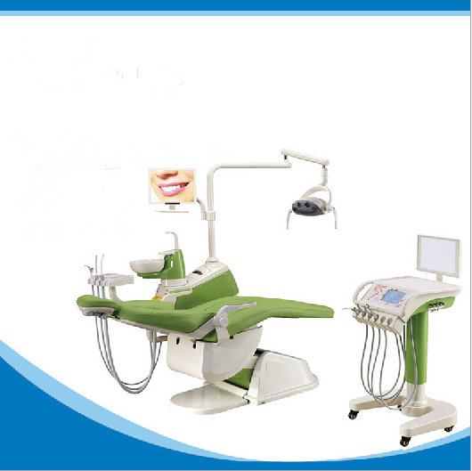 Many functions of portable mobile dental chair with high quality