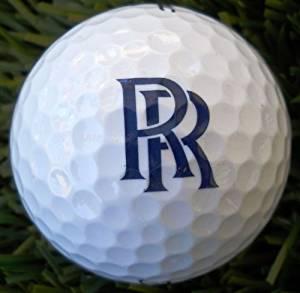 (36) 3 Dozen Rolls Royce Auto Logo Titleist Pro V1 AAAAA / MINT Used Golf Balls