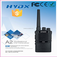 HYDX A2 base transceiver station two-way radio talkie walkie 10km range