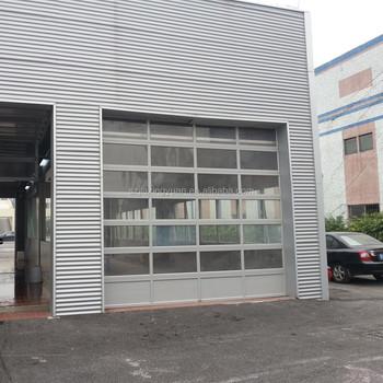 Polycarbonate Transparent Sectional Door 16x8 Garage Door Buy