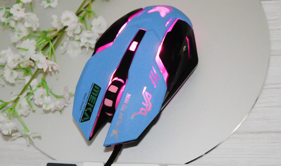 2019 Factory Hot Selling Wired USB Mouse Wired Optical Gaming Mouse Wired Mouse For Computer