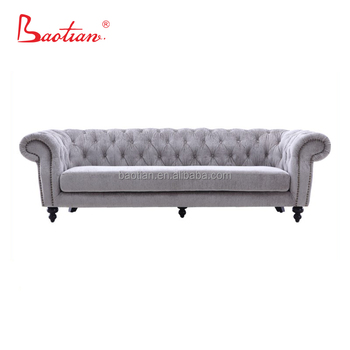 Living Room Furniture Hot Sell Chesterfield Sofa