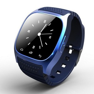 Waterproof Android Smart Watch M26 Woman Men Smartwatch Sync Phone Call Pedometer Anti-Lost For Android