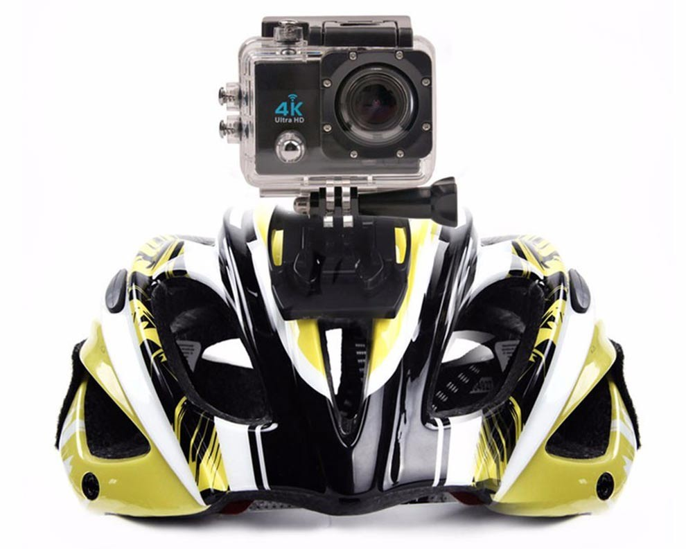 Hottest Waterproof 4K Sport camera with WIFI Remote control