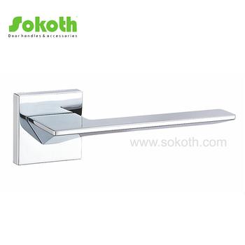 Charmant Sokoth Interior Door Hardware Handles Doors,Chrome Square Door Handles    Buy Designer Series Door Handle,Satin Chrome Door Handles,European Interior  ...