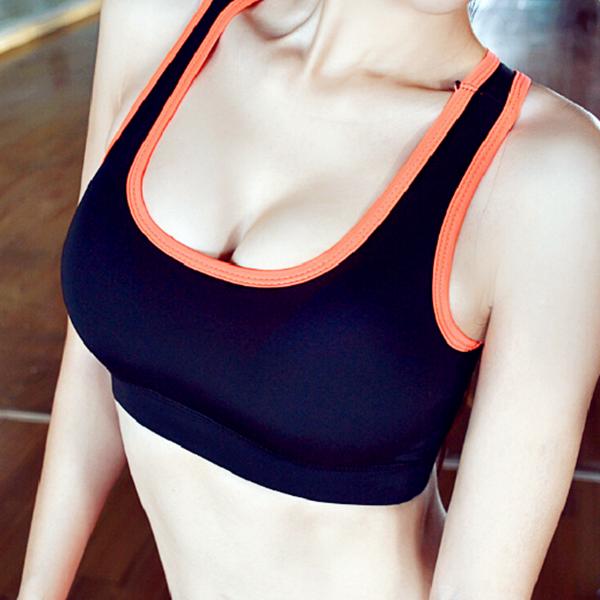 e3890f6d90 2015 High Quality Latest Design Bra  Gym Trainning Yoga Sports Bra  Girl  Sports Clothes Sets