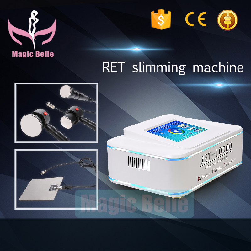 New product electronic ret repellent ret cet rf machine body slimming minipol compact ret of rf system