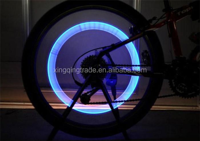 Licht In Fietswiel : Exxi led verlichting voor in het wiel van jou fiets en scooter