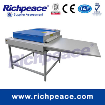 Richpeace Clothing Fusing Machine