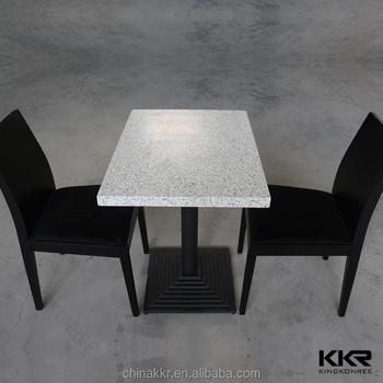 Tavoli E Sedie Da Giardino Prezzi.Marmo Artificiale Competitivo Ristorante Tavoli E Sedie Da Giardino