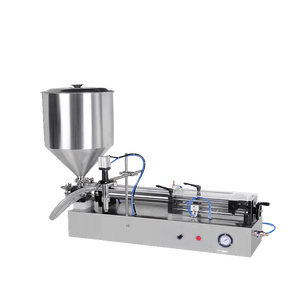 Horizontal Pnuematic Stainless Steel Filling Machine