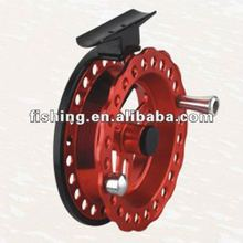 2012 New Product Waterproof CNC Machined Aluminum Fly Fishing Reel