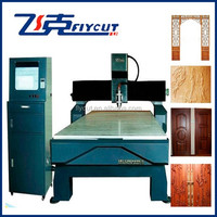 CNC router for wood and non-metal material carving, 1300x1800mm working table, water cooling spindle,CNC router machine