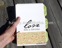New Products - wedding & baby scrap book printing