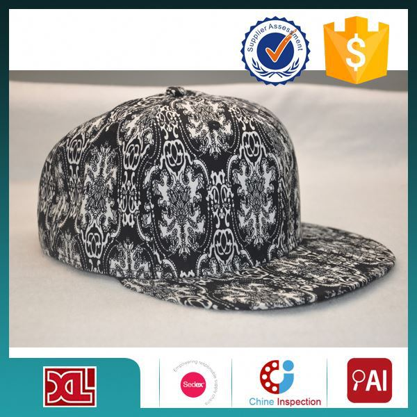 Latest Arrival Custom Design 6-panel embroidery snapback cap and hat wholesale