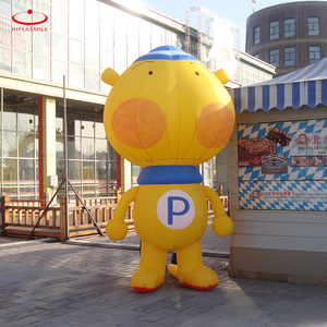 Inflatable Costume Walking Business Promotion Mascot