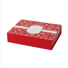 Popular Gift Package For Christmas Custom Cute Packaging Boxes