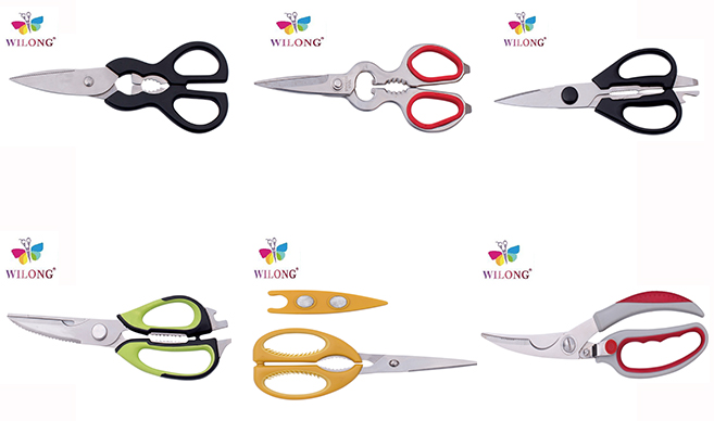 10 Inch High Quality Professional Poultry Scissors  Kitchen Scissors