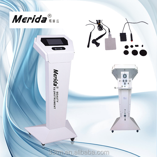 MD-817 touch screen monopolar radio frequency machine /radio frequency facial used beauty salon equipment for sale