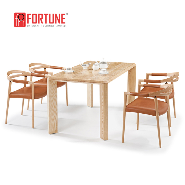 Modern Commercial Luxury Hotel Furniture Restaurant Table Chair(FOH WRS5)