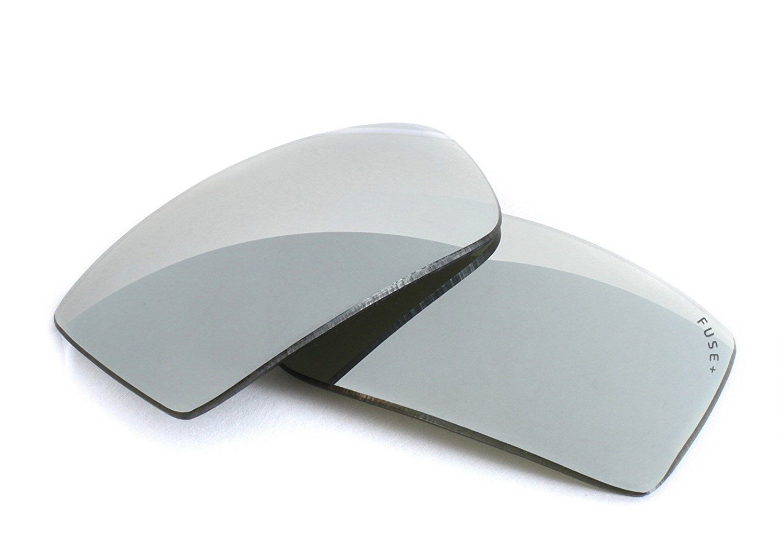 FUSE+ Lenses for Wiley X Slay Chrome Mirror Polarized Lenses