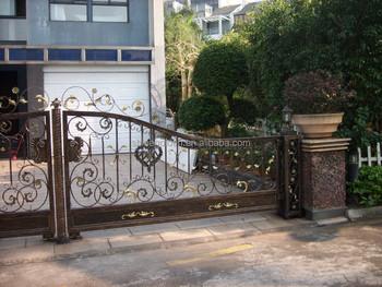 Folding Gate Metal Door Grill Gate