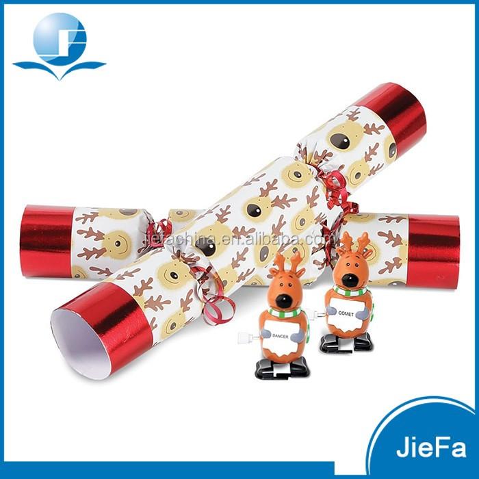 Hot Sales High Quality Custom Luxury Christmas Crackers ...