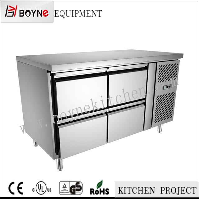 Restaurant Kitchen Fridge half freezer half fridge, half freezer half fridge suppliers and