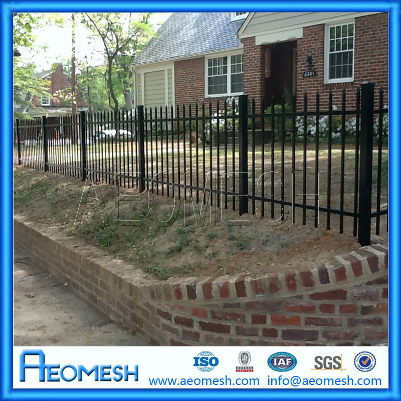 modern gate design philippines no dig fence aluminum wrought iron cheap fence panel